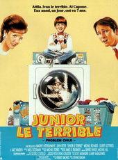 Афиша для комедии Трудный ребенок (1990)