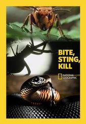 Плакат к фильму National Geographic: Кусать, жалить, убивать (2017)