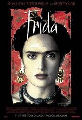Постер к фильму Фрида (2003)