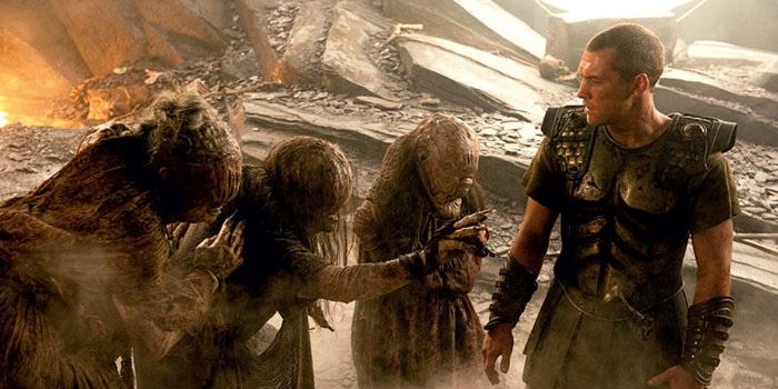 Битва титанов фильм (2010)
