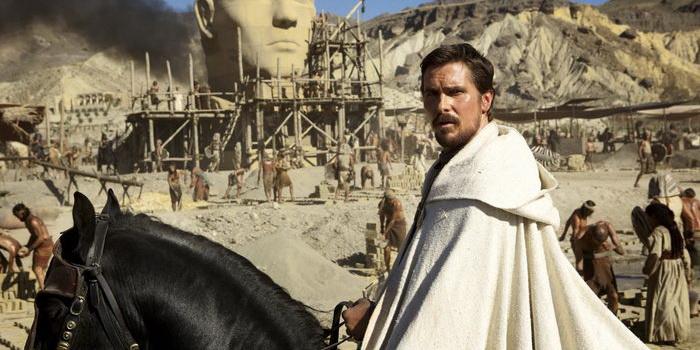 Сцена из фильма Исход: Цари и боги (2014)