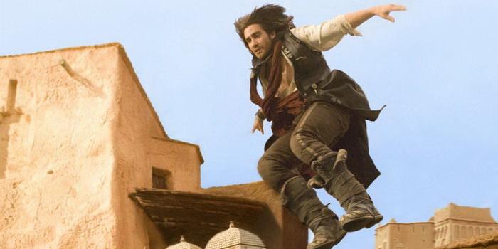 Главный герой из фильма Принц Персии: Пески времени (2010)