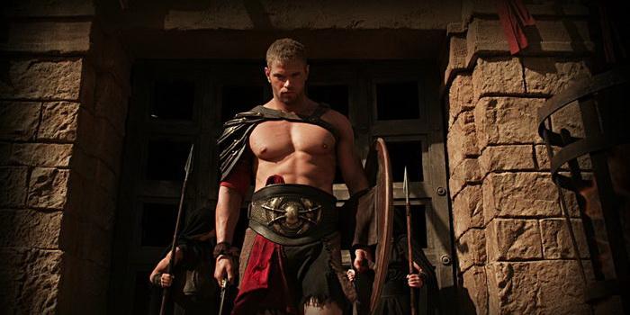 Кадр из фильма Геракл: Начало легенды (2014)