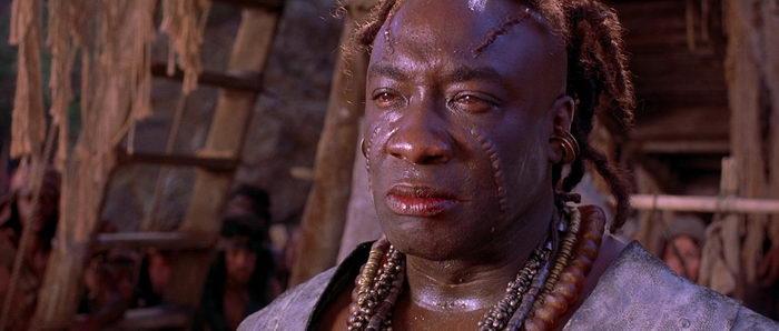 Герой фильма Царь скорпионов (2002)