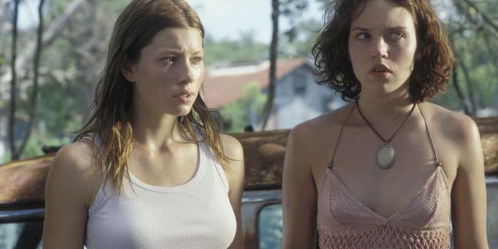 Сцена из фильма Техасская резня бензопилой (2003)