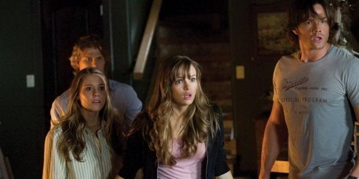 Сцена из ужасов Пятница 13-е (2009)