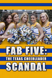 Постер к фильму Потрясающая пятерка: Техасский скандал в группе поддержки (2008)