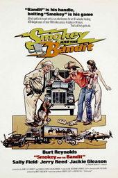Плакат к фильму Смоки и бандит (1977)