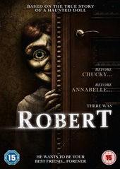 Афиша к хоррору Кукла Роберт (2015)