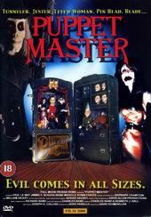 Афиша к ужасам Повелитель кукол (1989)