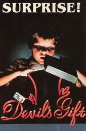 Плакат к фильму Дар дьявола (1984)