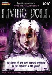 Постер к фильму Живая кукла (1990)
