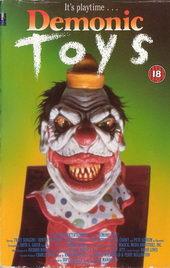 Игрушки демона (1992)