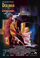 Фильм Кукольник против демонических игрушек (1993)