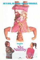 Плакат к комедии Мистер Няня (1993)