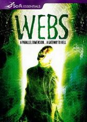 Плакат к ужасам Паучьи сети (2003)