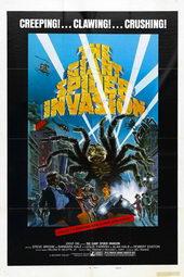 Плакат к хоррору Вторжение гигантских пауков (1975)