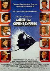 Постер из фильма Убийство в Восточном экспрессе (1974)