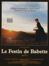 Плакат к фильму Пир Бабетты (1987)
