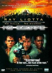 Постер к фильму Побег невозможен