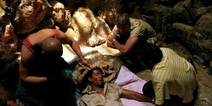 Сцена из фильма Кандагар (2010)