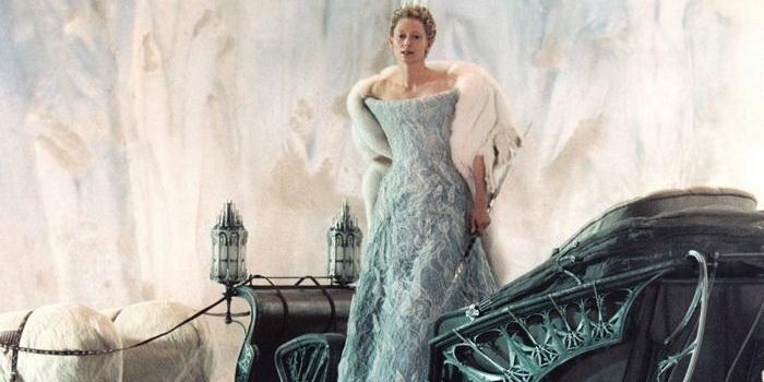 Героиня фильма Хроники Нарнии: Лев, колдунья и волшебный шкаф(2005)