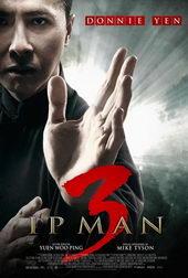 Постер к фильму Ип Ман 3 (2015)