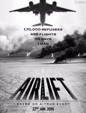 Постер к кино Воздушная перевозка (2016)