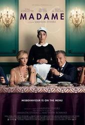 Постер к комедии Мадам (2017)