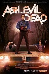 Постер к фильму Эш против зловещих мертвецов (2015)