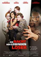 Плакат к фильму Ночь живых придурков (2004)
