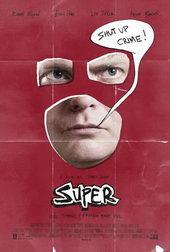 Постер к фильму Супер (2011)