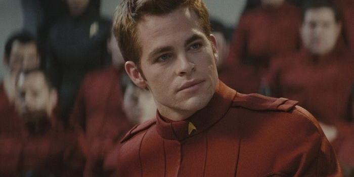 Персонаж из фильма Звездный путь (2009)