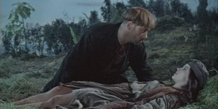 Кадр из фильма Вий (1967)