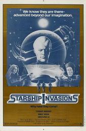 Плакат для фильма Вторжение звездных кораблей (1977)