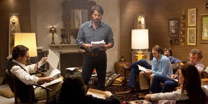 Сцена из триллера Операция «Арго» (2012)