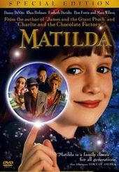 Детская комедия Матильда (1996)