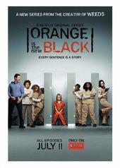 Постер к сериалу Оранжевый – хит сезона (2013)