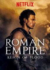 Афиша к сериалу Римская империя: Власть крови (2016)