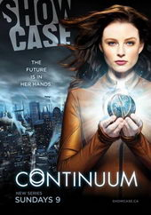 Постер к сериалу Континуум (2012)