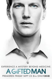 Плакат к сериалу Одаренный (2011)