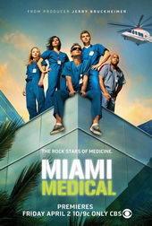 Афиша к сериалу Медицинское Майами (2010)