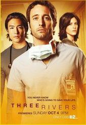 Афиша к сериалу Три реки (2009)