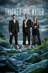 Плакат к сериалу Гуще, чем вода (2014)
