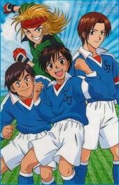 Свисток! аниме мультфильм (2002)