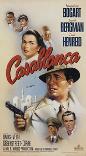 Фильм Касабланка (1942)