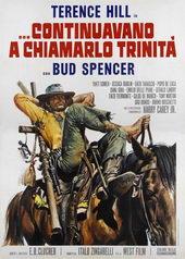 Плакат к фильму Меня все еще зовут троица (1971)