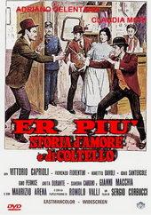 Постер к фильму История любви и ножей (1971)