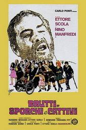 Плакат к фильму Отвратительные, грязные, злые (1976)