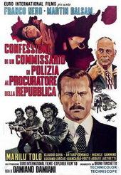 Постер к фильму Признание комиссара полиции (1972)
